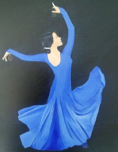 Flamenco Blue
